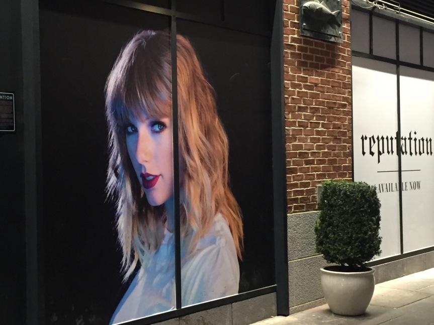 Taylor Swift・5日間だけのプロモーション