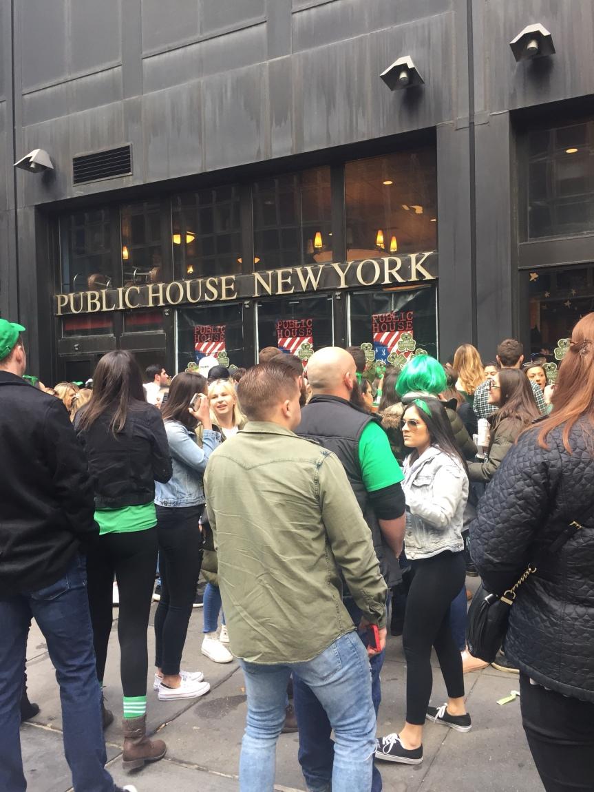 お祭り好きニューヨーカーが「緑」で盛り上がる日