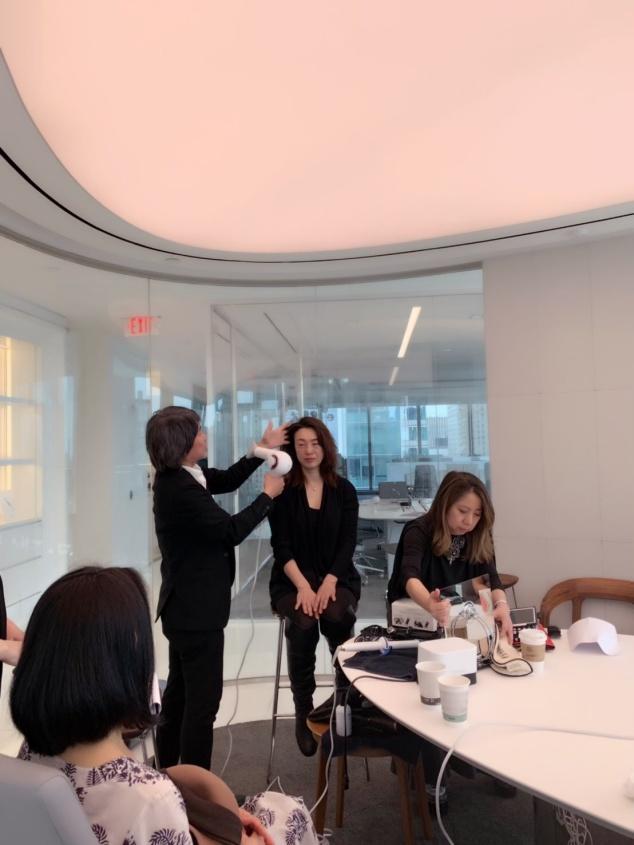 Sei hair seminar 2