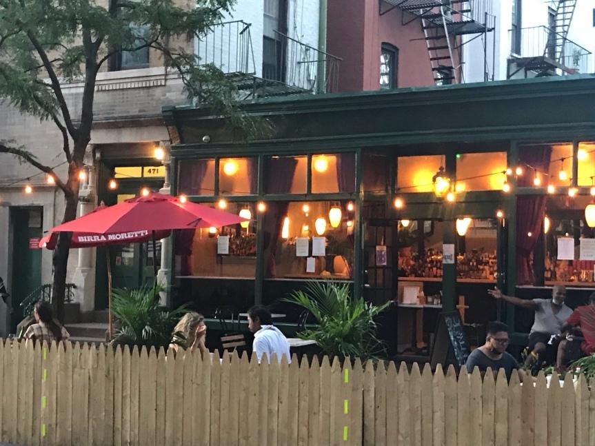 "NY市長が示したレストラン業界の""New Normal"""